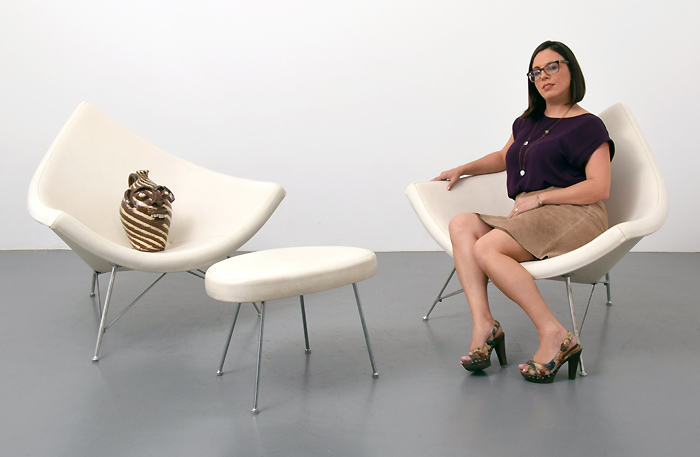 Erika Chapman (Gallery Director)